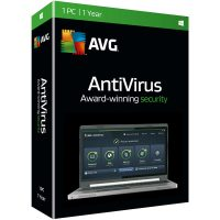 AVG Antivirus(1Pc 1Year)Online2019